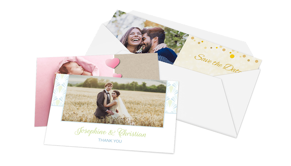 Create your customised cards