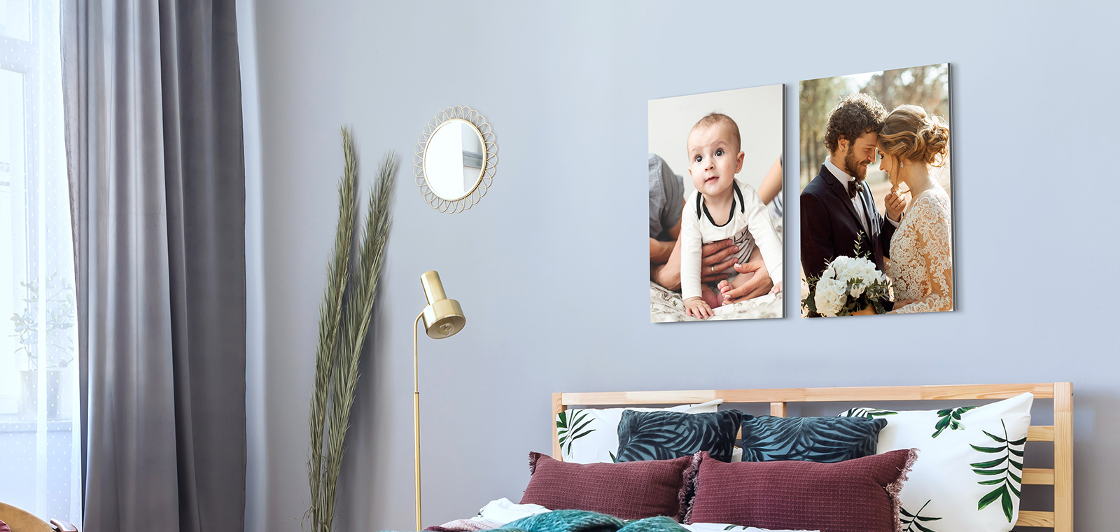 Up to 30 % discount on selected wall decors*